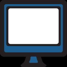 Computer Updates Icon